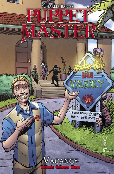 Vol 30 Puppet Masters oct161072 puppet master tp vol 05 vacancy mr