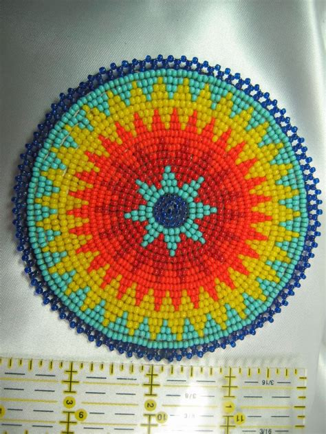 bead work beadwork anishinaabe