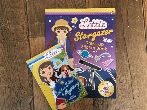 lottie dolls books win a lottie dolls sticker and fiction book the