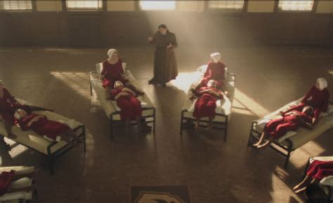 main themes of handmaid s tale new trailer for the handmaid s tale is even creepier