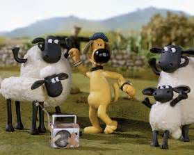 cartoon shaun sheep