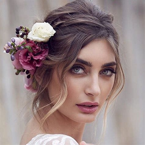 Wedding Hair With Flowers by 11378446 796912027091713 1393690821 N 1 Weddings