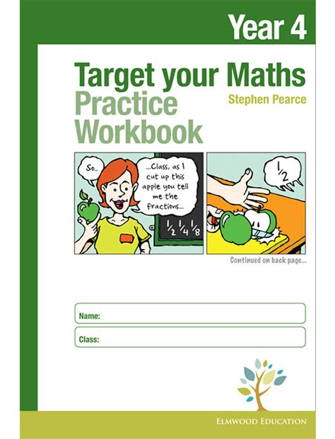 year 4 english targeted target your maths year 4 practice workbook elmwood education