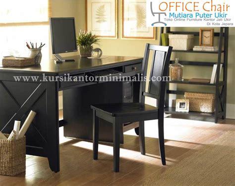 Jual Meja Untuk Komputer meja komputer jual kursi kantor putar jati ukir minimalis jati ukir jual kursi kantor