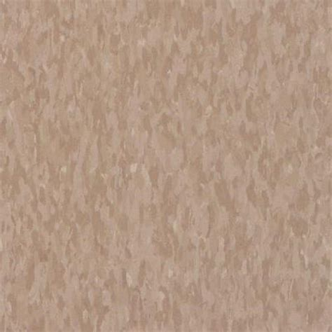 armstrong take home sle imperial texture vct cafe latte commercial vinyl tile 6 in x 6