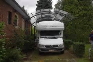 Open Car Garage Design des carports design pour camping car au meilleur prix bozarc