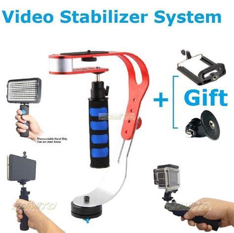 New Arrival Steadycam Steadicam S40 Stabilizer Untuk Videoshot Oko68 gopro stabilizer promotion shop for promotional gopro