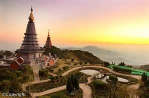 Car Hire Bangkok To Chiang Mai Doi Inthanon Chiang Mai Sightseeing And National Parks