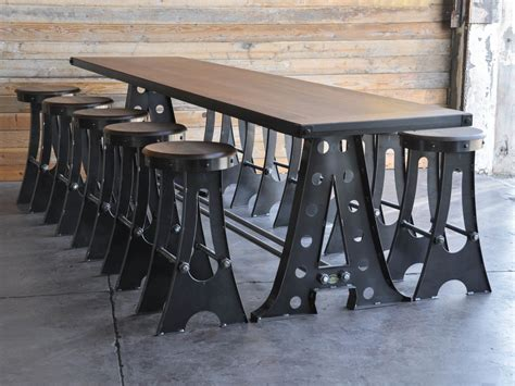 A Frame Dining Table A Frame Dining Table By Vintage Industrial Icon