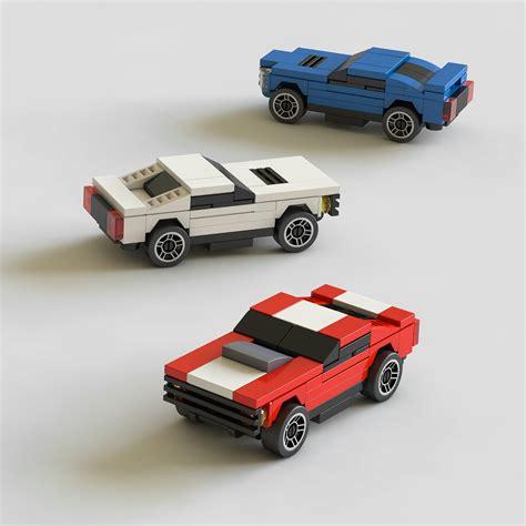 build mini car tiny lego wonders build 40 surprisingly realistic mini