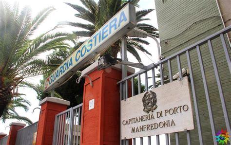 capitaneria di porto manfredonia quot interventi per liamento sede principale capitaneria