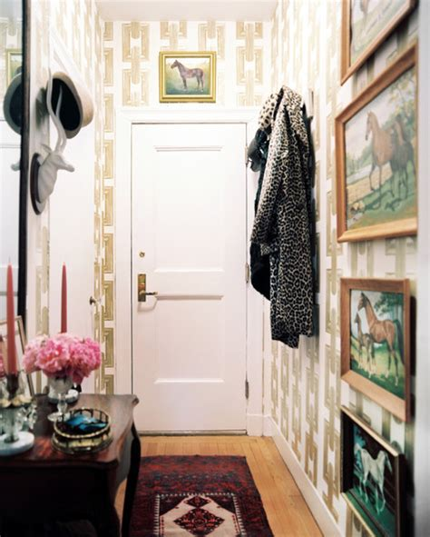 home decorating ideas via lonny magazine s january vintage entry photos 18 of 21 lonny