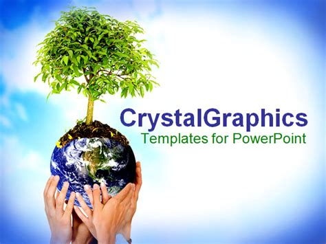 environmental powerpoint templates gogreen108 powerpoint template background of environment