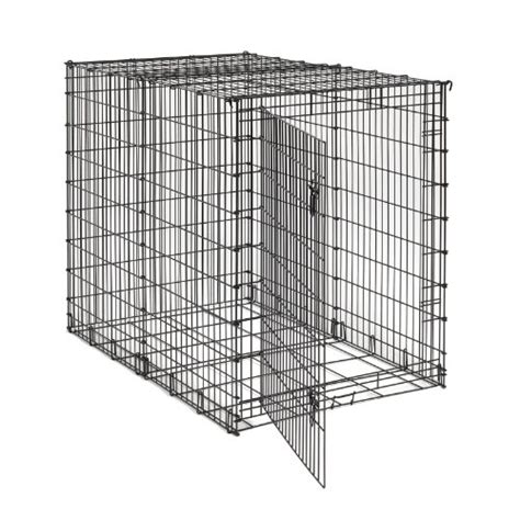 54 inch crate midwest 54 by 35 by 45 inch single door starter series pet crate ebay