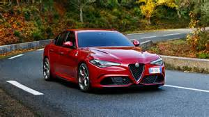Alfa Romeo News Giulia Alfa Romeo Giulia Qv 1e Rij Indruk Topgear