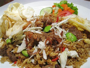 membuat nasi goreng kung enak resep cara membuat nasi goreng gila pedas enak resep