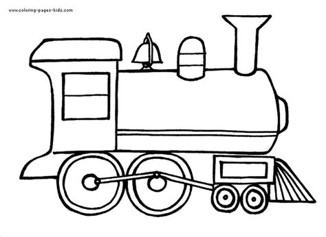 printable coloring page of a train free coloring page for fans of the polar express story and
