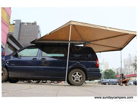 4x4 accessories car side awning foxwing awning wa01