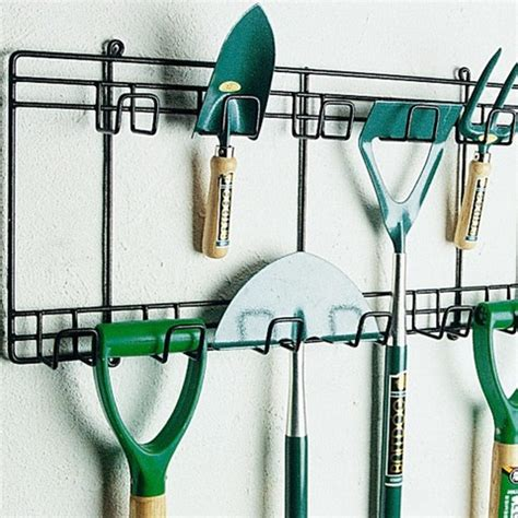 Landscape Tool Rack by 2 Tier Tool Rack Mr Middleton Garden Shop