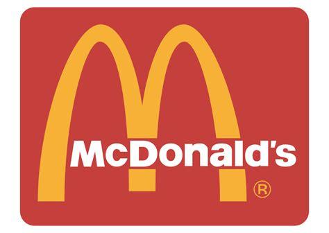 mcdonald s mcdonald s logo vector fast food restaurant company