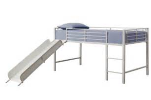 Bunk Bed Template by Bed With Slide Slumber N Slide Loft Bed With Slide In My