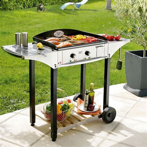 Plancha Electrique Roller Grill by Plancha Desserte 600 Electrique Roller Grill