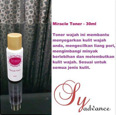 Toner Wajah Murah sy advance skincare harga murah original murah