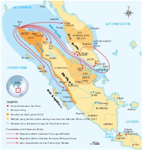 Tikar Rotan Aceh sejarah perekonomian indonesia 2 masa kerajaan islam