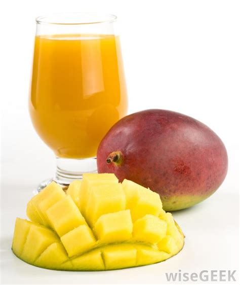 Mango Mango Juice what is mango nectar with pictures