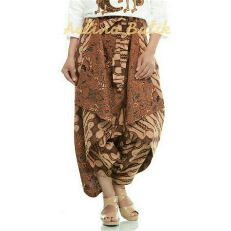 Celana Kulot Batik 52 best batik celana kulot batik images on kulot batik blouse and blouses