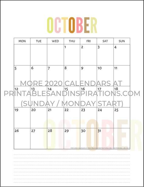 calendar printable planner  printables  inspirations