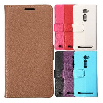 Wallet Pu Leather Book Cover Asus Zenfone 2 Selfie Laser Zd550kl magnetic flip pu leather wallet stand cover for asus zenfone 2 ze500cl 5 inch sale