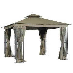Rona Gazebo Replacement Canopy by Pin Rona Sunjoy 10 X 12 Gazebo Replacement Canopy And