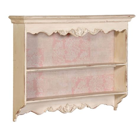 kitchen wall shelves shabby chic shelves our pick of the best ideal home