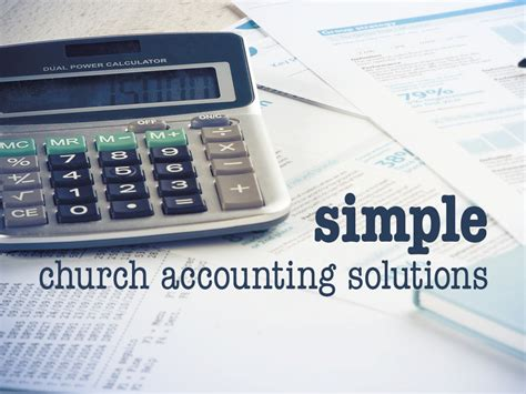 Church Accountant by Simple Church Accounting Solutions
