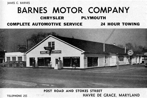 vintage chrysler plymouth dodge dealership pictures page