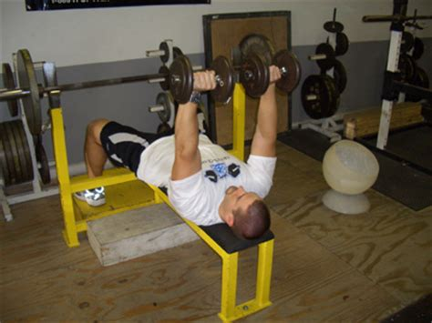 french bench press lying dumbbell french press exercise video