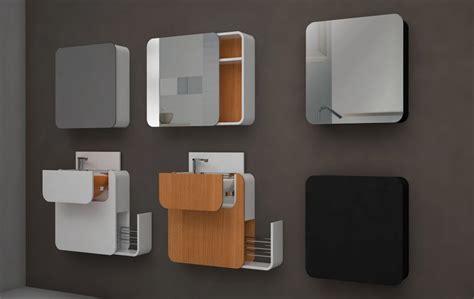 compact bathroom furniture  micro home spaces pixel