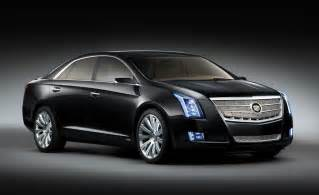 Cadillac Xts Pictures Cadillac Planning To Offer Four Cylinder Engines For