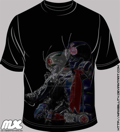 T Shirt Oceanseven Kamen Rider A kamen rider the 1st t shirt by maxibillity on deviantart