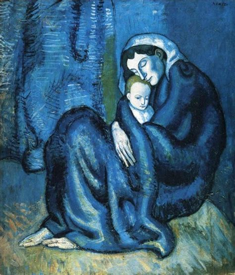picasso paintings blue pablo picasso blue period picᗩsso blue period
