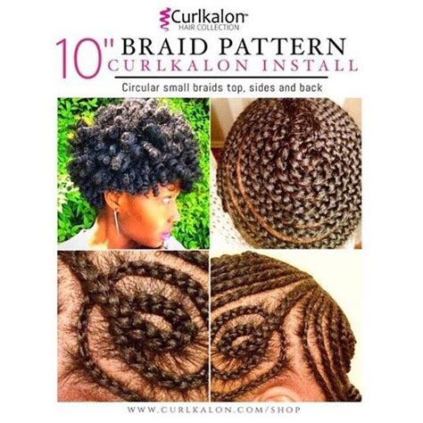 what do you need to get crochet braids 17 best images about curlkalon on pinterest