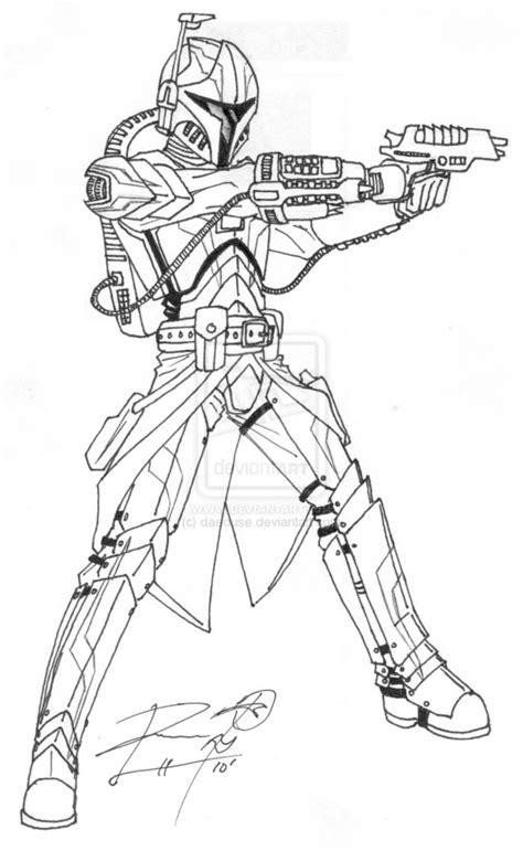 Mandalorian Coloring Pages Mandalorian Armor Coloring Pages