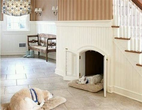 built in dog house dog house built in for my home pinterest