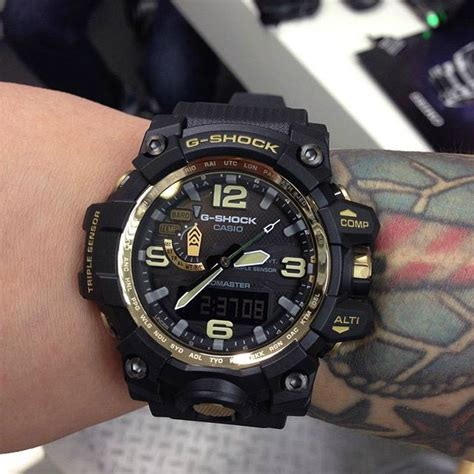 Gshock Gwg 1000 Rubber Limited casio g shock mudmaster black rubber gg 1000gb 1aer