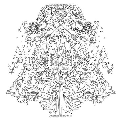 libro inky mandalas themed mandalas enchanted forest coloring book colouring techniques coloring books and