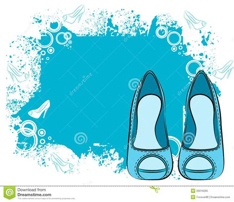 8 Gorgeous Pairs Of Shoes by Beautiful Pair Of Shoes With High Heel Stock Vector