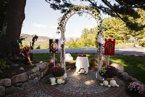 of warcraft table this of warcraft wedding is what dreams are