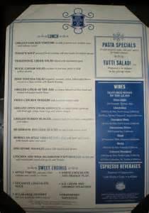 oasis of the seas lunch menu opus dining room