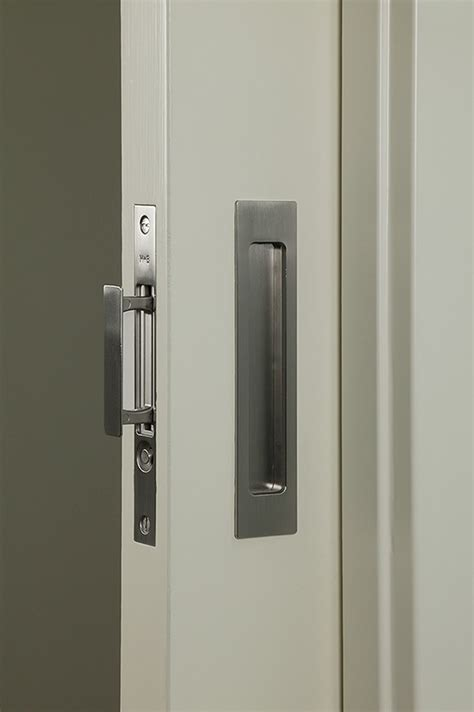 pocket door lock hardware is helpful the homy design